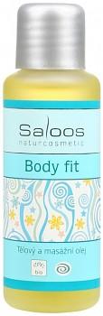 SALOOS Bio Tělový a masážní olej Body Fit 50 ml