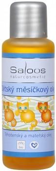 SALOOS Dětský měsíčkový olej 50 ml