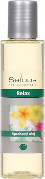 SALOOS Sprchový olej Relax 125 ml