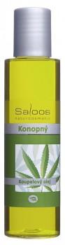 SALOOS Koupelový olej Konopný 125 ml
