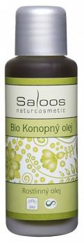 SALOOS Bio Konopný olej