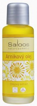 SALOOS Arnikový olejový extrakt na tělo