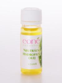 EONÉ Neutrální hydrofilní olej VZOREK 13 ml