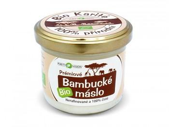 PURITY VISION Prémiové Bio Bambucké máslo