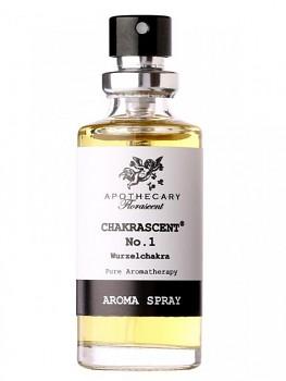 FLORASCENT Aroma sprej První Čakra 15ml