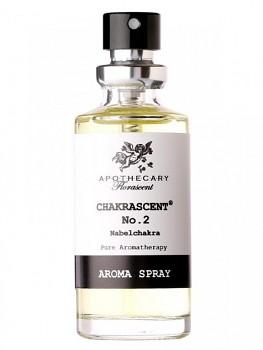 FLORASCENT Aroma sprej Druhá čakra 15ml