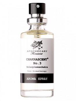 FLORASCENT Aroma sprej Třetí čakra 15 ml