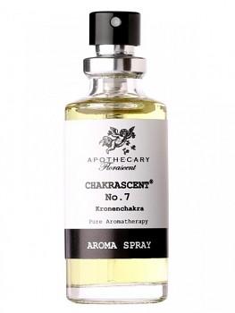 FLORASCENT Aroma sprej Sedmá čakra 15ml