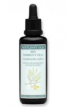 Nobilis Nimbový olej 20 ml fialové sklo