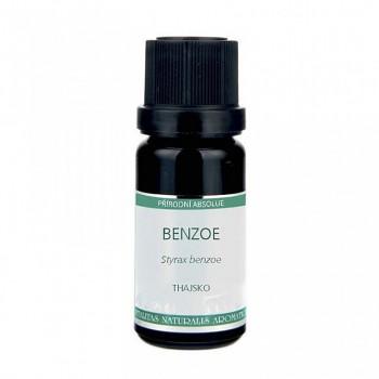 NOBILIS Éterický olej Benzoe, absolue 50% 5 ml