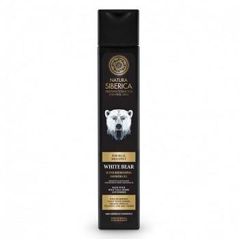 """NATURA SIBERICA Super osvěžující sprchový gel """"Lední medvěd"""" 250 ml"""