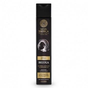 "NATURA SIBERICA Šampon pro růst vlasů ""Beluga"" 250 ml"