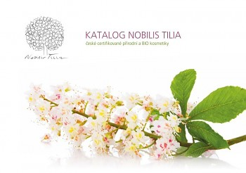 Katalog Nobilis Tilia 2016 - DÁREK ZDARMA při nákupu nad 500Kč