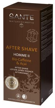 SANTE Voda po holení Bio Kofein & Acai