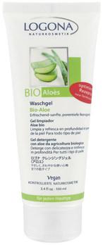 LOGONA Jemný čistící gel Bio Aloe