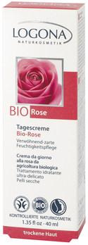 LOGONA Denní krém Bio Růže