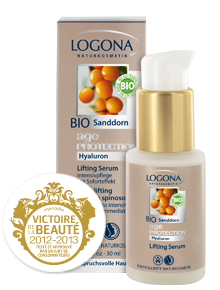 LOGONA Age Protection Liftingové sérum Hyaluron