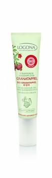 LOGONA Zpevňující Oční krém Bio Granátové jablko & Q10