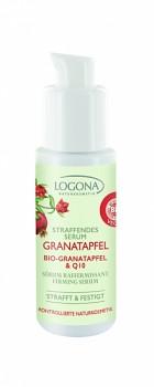 LOGONA Zpevňující Sérum Bio Granátové jablko & Q10