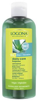 LOGONA Daily Care Tělové mléko Bio Aloe & Verbena