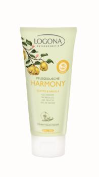 LOGONA Harmony Sprchový gel Kdoule & Vanilka