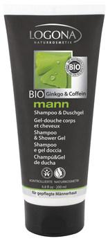 LOGONA Mann Šampon a sprchový gel Bio Gingko+Kofein