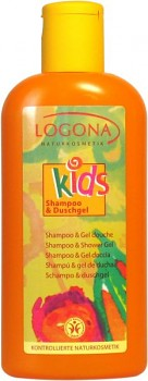LOGONA KIDS Šampon a sprchový gel