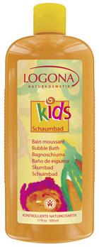 LOGONA KIDS Jemná koupel Broskvový kvítek