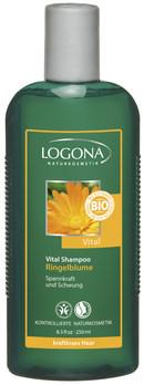 LOGONA Vitalizační šampon Měsíček