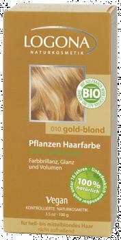 LOGONA Barva na vlasy - sypká