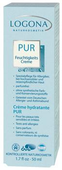 LOGONA PUR Hydratační krém