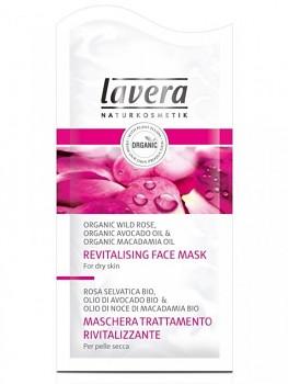 LAVERA Hydratační maska Bio divoká růže 10ml