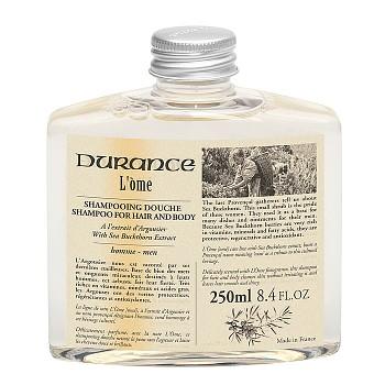 DURANCE Gel sprchový pánský rakytník L´Ome 250ml