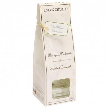 DURANCE Dekorace vonná bílý čaj