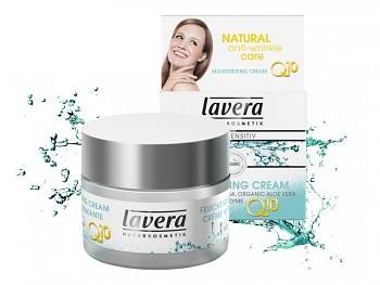 Lavera Basis sensitiv Hydratační krém Q10 SACHET 1ml - DÁREK ZDARMA při nákupu nad 500Kč